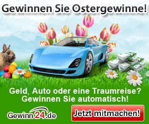Gewinn24.de - automatisch Gewinnspiele gewinnen!